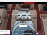 Home page del sito Mocelli.com